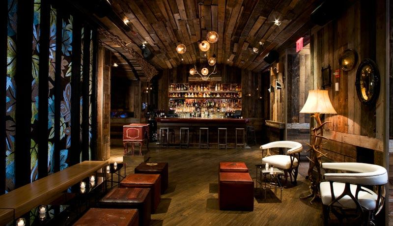 Best lounges in nyc nyc birthday party venues for Cabin hotel new york