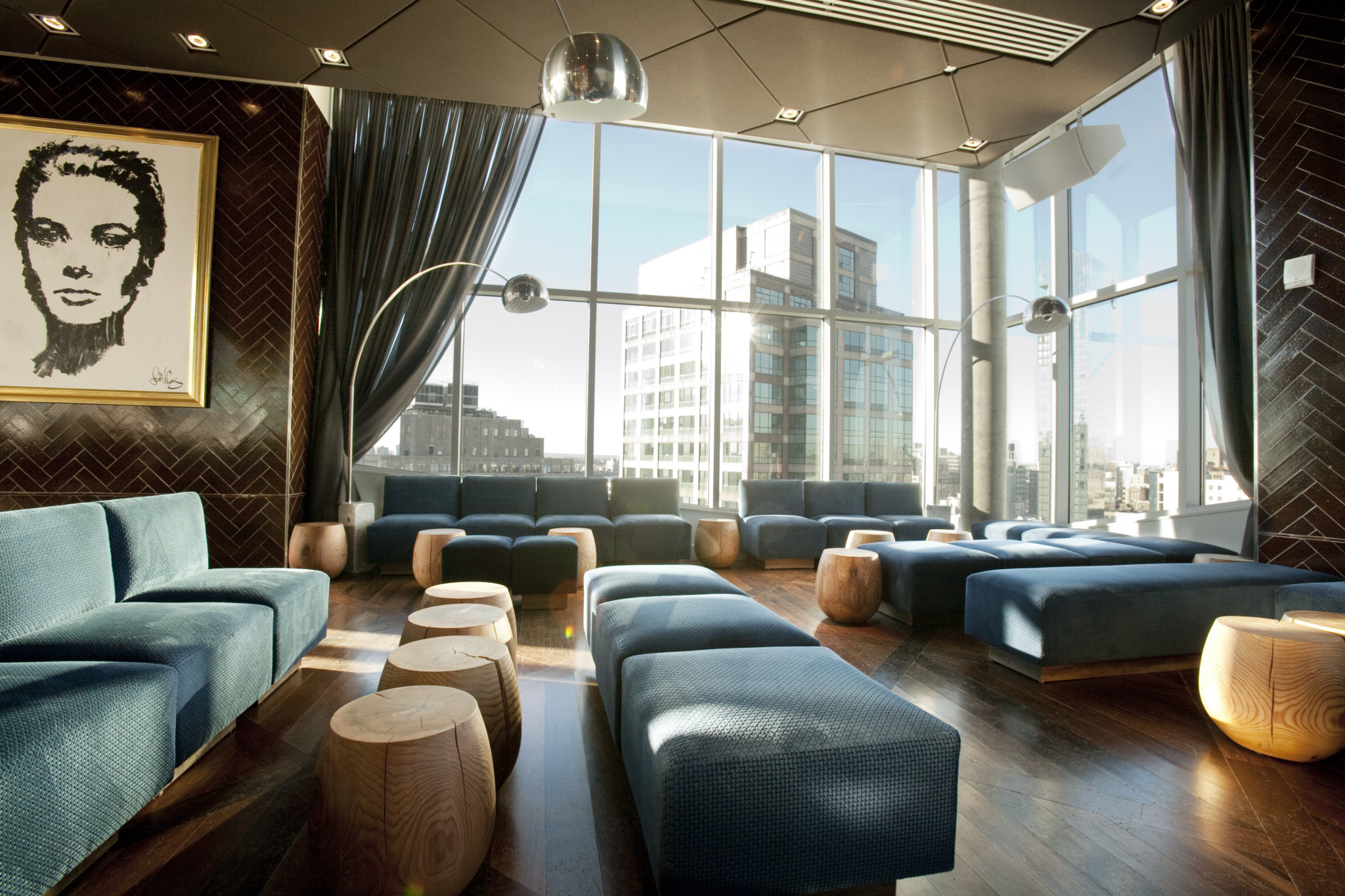 The 5 best rooftops in nyc birthdays and bottles for Top boutique hotels new york