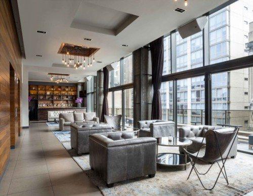 Gansevoort Park Lounge