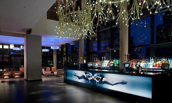 Gansevoort Park Rooftop Bar
