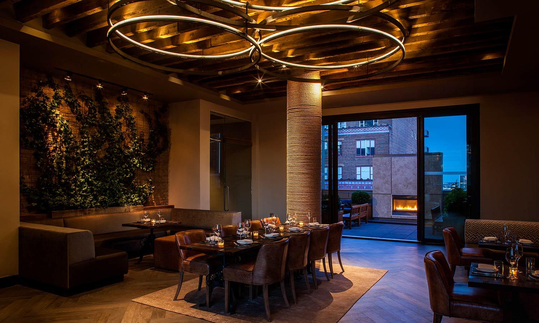 Gansevoort Park Rooftop - Ivy Lounge NYC