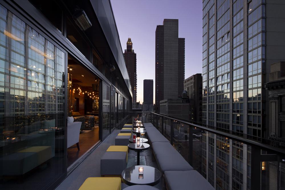 pool bar terrace nyc