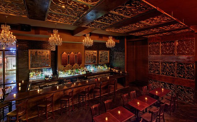 the bar at the dl nyc