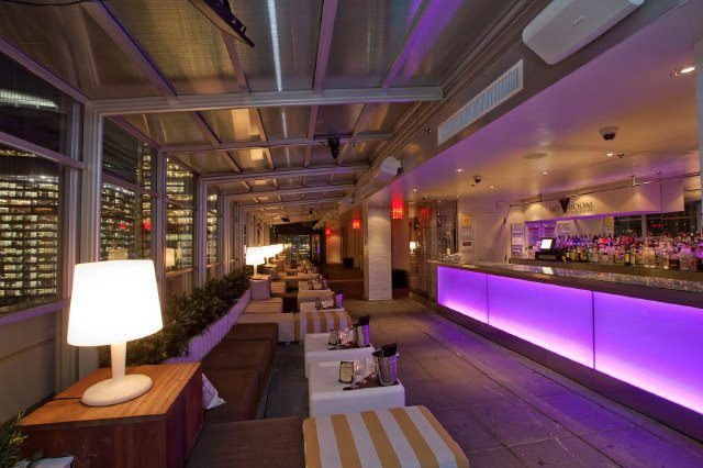 Best rooftop bars lounges in nyc book a party for 22 river terrace ny ny