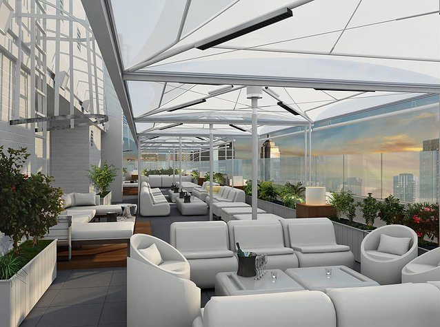 The Sky Room NYC | Birthdays and Bottles | Book a Table