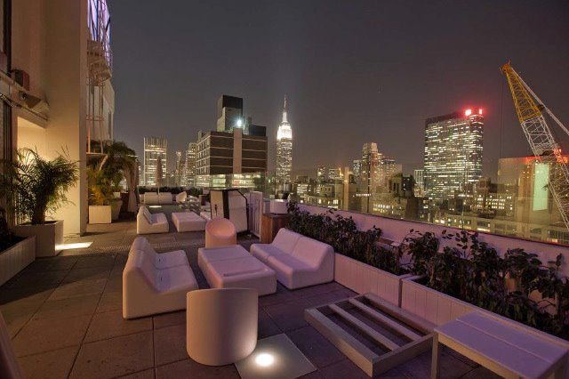 The sky room nyc birthdays and bottles book a table for 22 river terrace ny ny