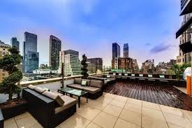 The Monarch Rooftop Lounge NYC