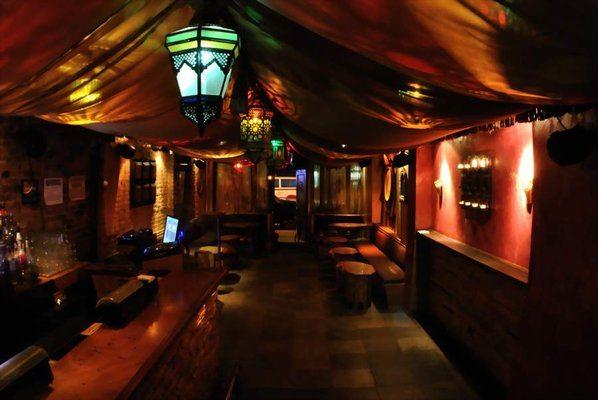Top hookah bars in nyc the best hookah lounges in nyc - Shisha bar lounge mobel ...