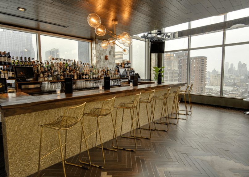 The 5 best rooftop bars nyc party planner birthdays Nyc rooftop bars