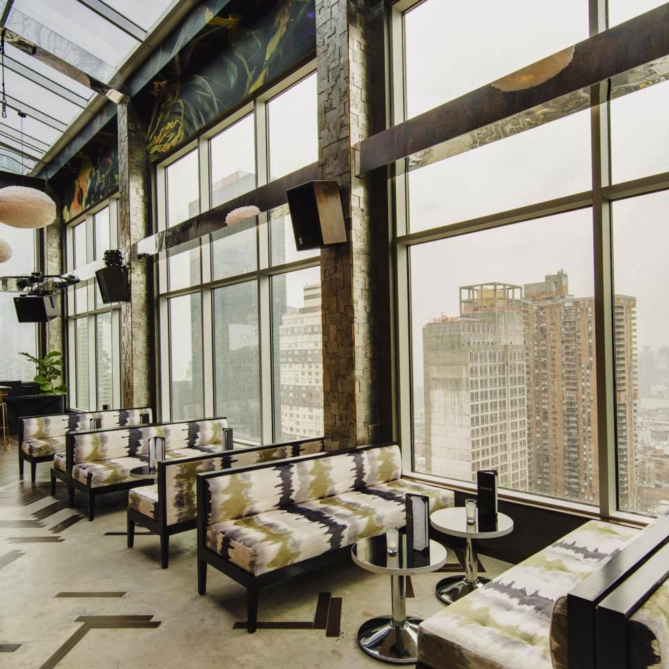 best rooftop bars u0026 lounges in nyc book a party birthdays